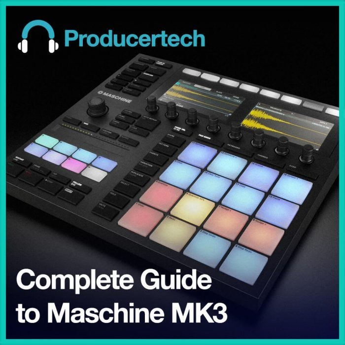 Producertech launches courses for Maschine MK3, iZotope