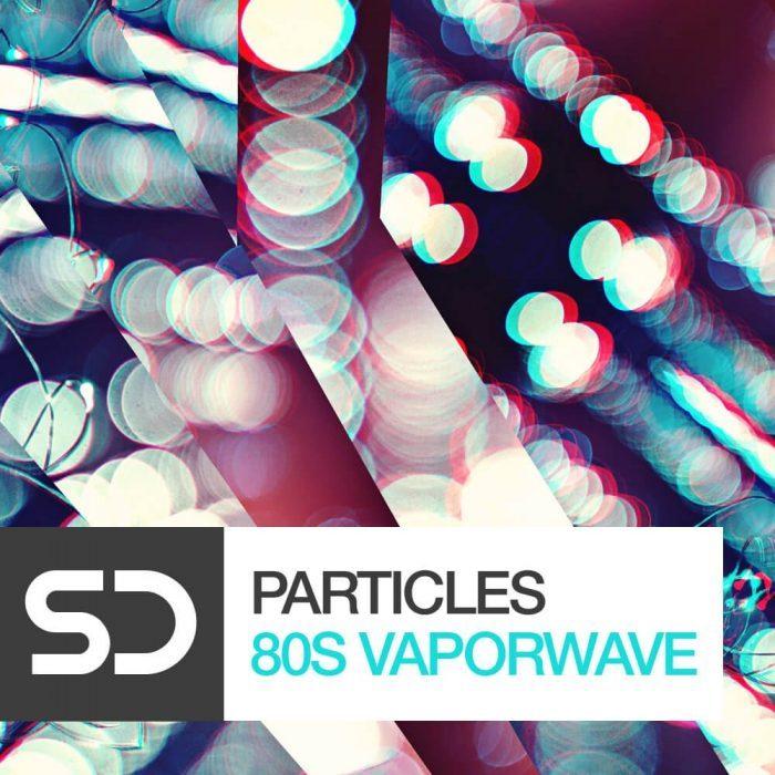 Sample Differs Particles 80s Vaporwave