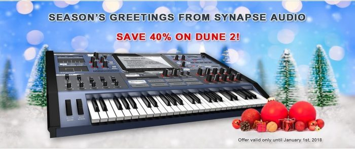 Synapse Audio Dune 2 Sale 40 OFF