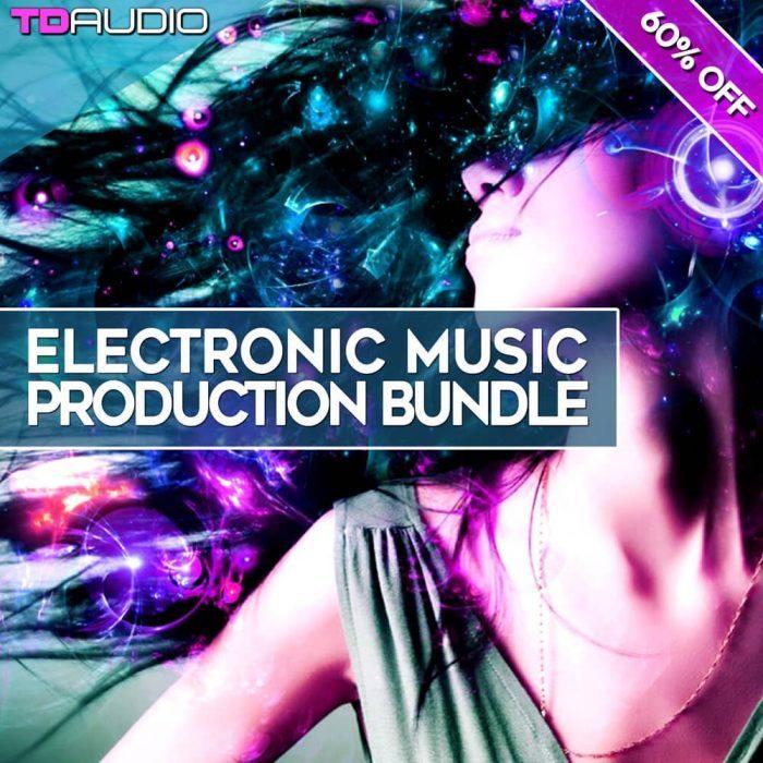 TD Audio Electronic Music Production Bundle