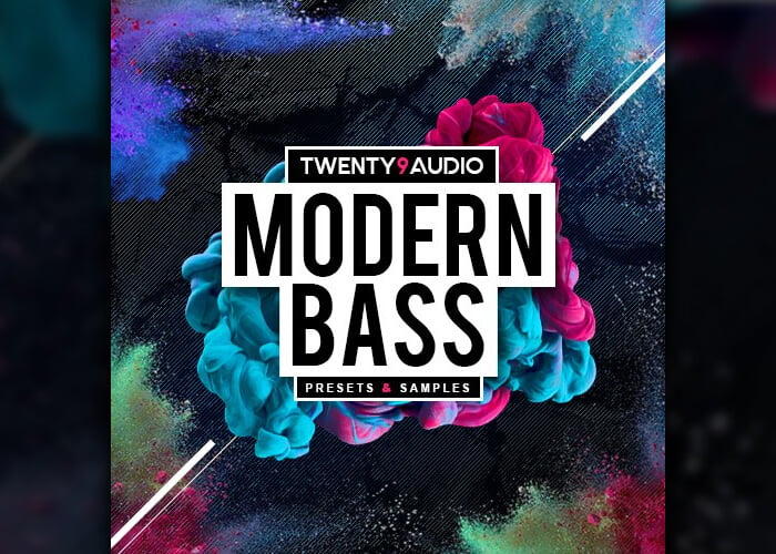 TWENTY9Audio Modern Bass Vol 1