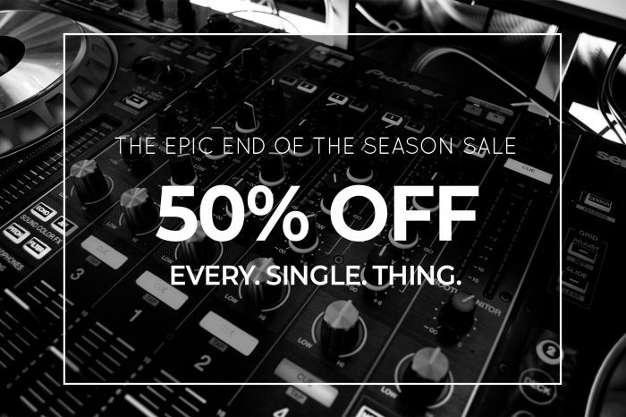 The Loop Loft Boxing Day Sale