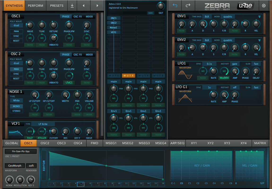u-he releases Zebra 2.8 synthesizer public beta (revision ...