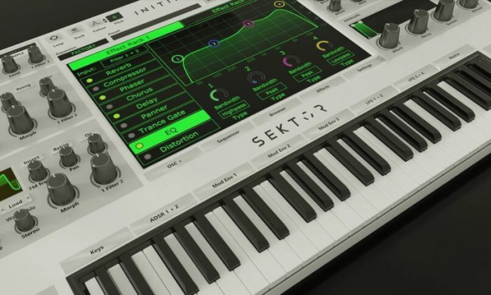 Get 90% off the Sektor wavetable synth by Initial Audio, on