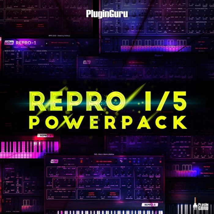 PluginGuru Repro Power Pack