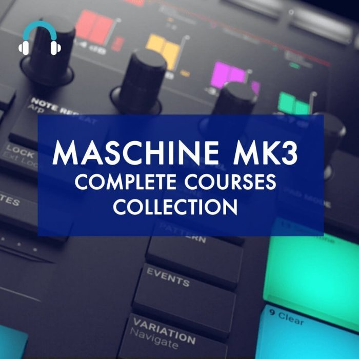 Producertech Maschine MK3 Complete Courses Collection
