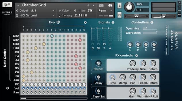 Spitfire Audio Ólafur Arnalds Chamber Evolutions Kontakt