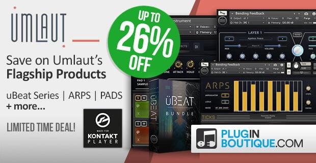 Umlaut Audio Sale NAMM 2018
