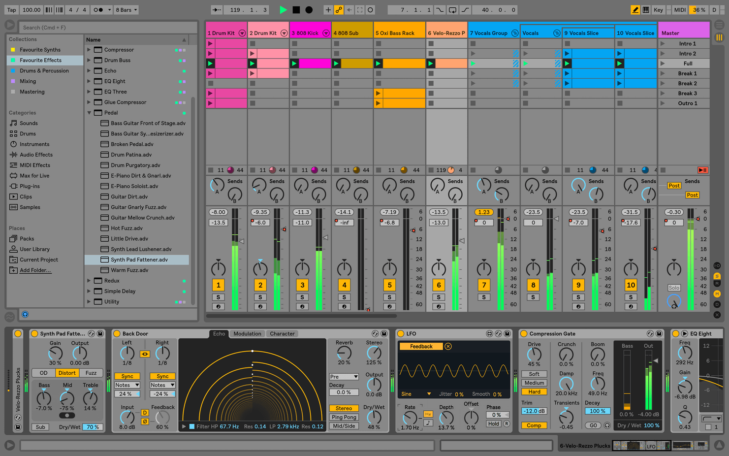 Ableton Live 10 now available with new devices, improved