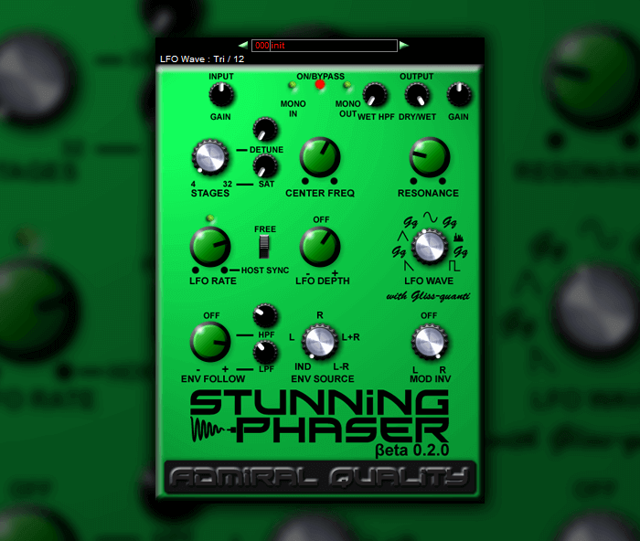 Admiral Quality Stunning Phaser 020