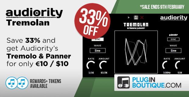 Audiority Tremolan sale