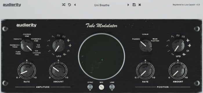 Audiority Tube Modulator