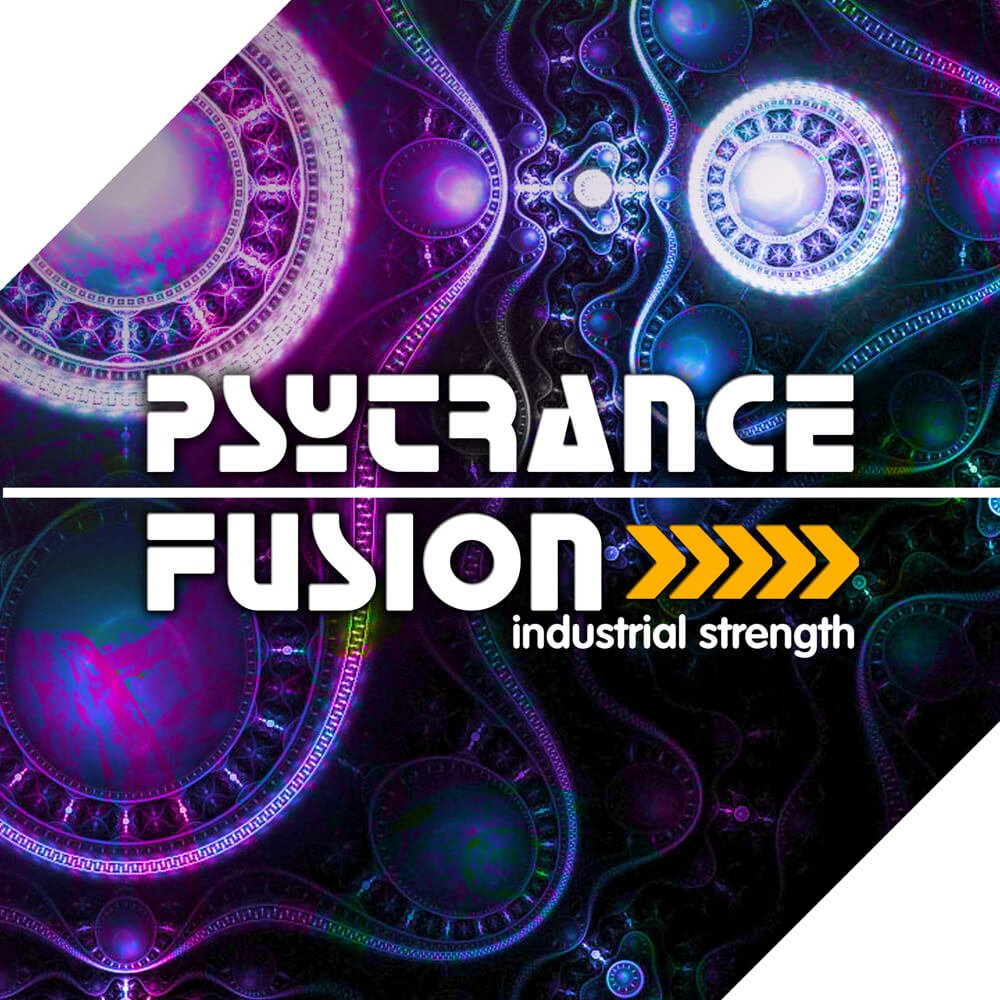 Industrial Strenght Samples Psy Trance Fusion