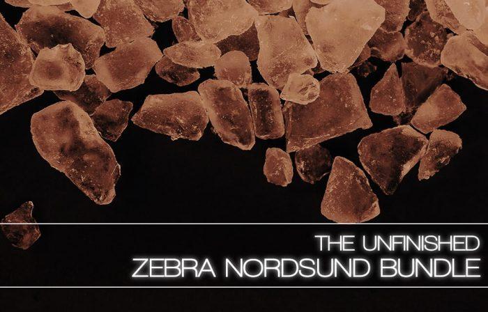 The Unfinished Zebra Nordsund