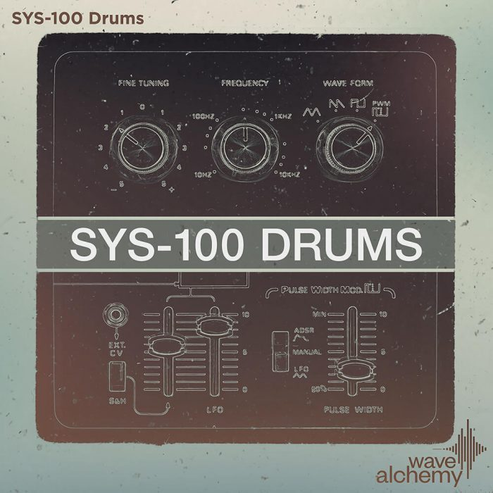 Wave Alchemy SYS-100 Drums