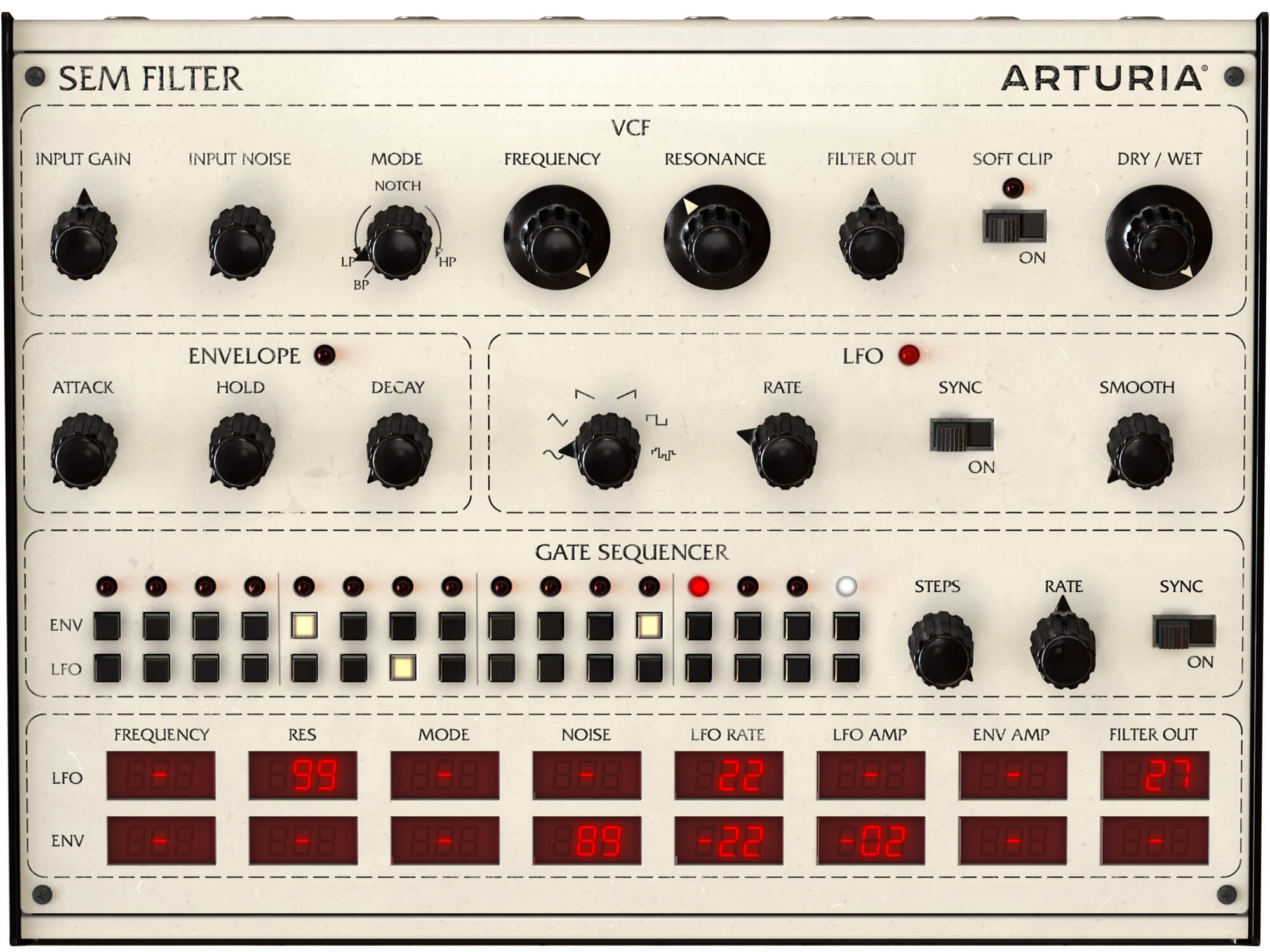 Arturia releases Filters and Preamps plugin collection
