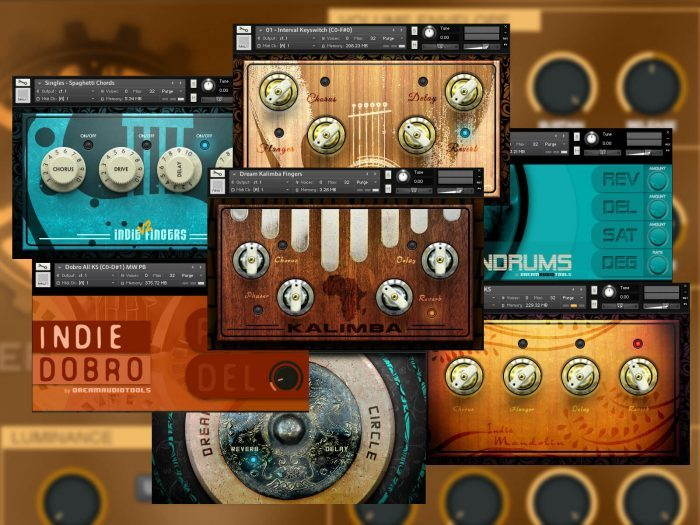 Dream Audio Tools 2018 Easter Sale