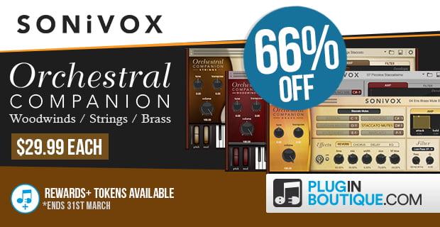 Sonivox Orchestral Companion 66 off
