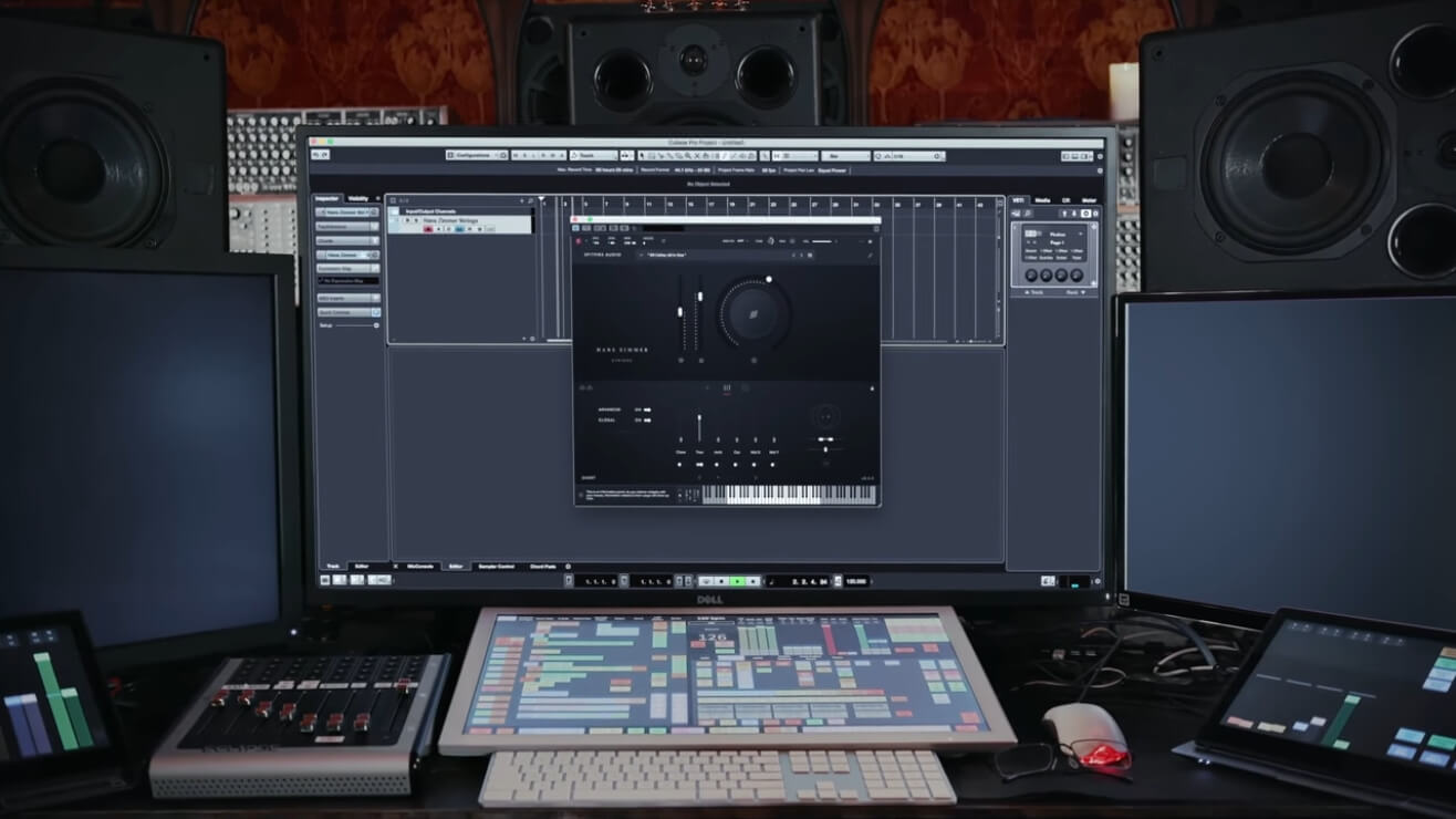 Hans Zimmer Strings instrument plugin (VST/AU/AAX) now available