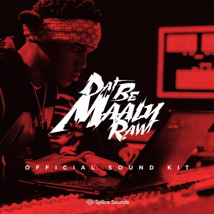 Maaly Raw Official Sound Kit available from Splice Sounds