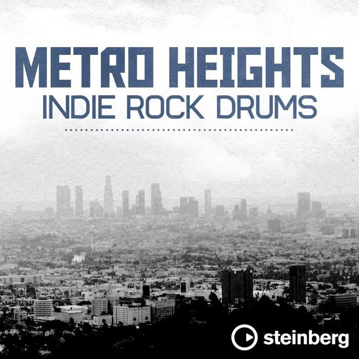 Steinberg Metro Heights Indie Rock Drums
