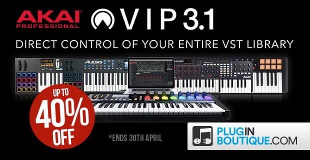 AKAI Pro VIP 3 sale 40 off