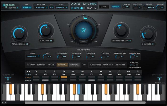 Antares Auto Tune Pro