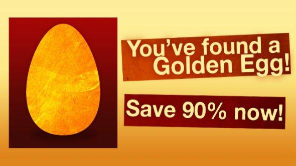 Loopmasters Golden Egg