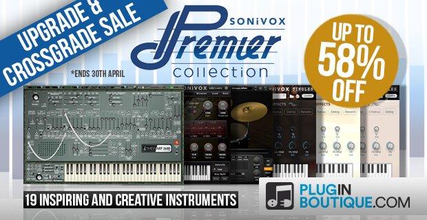 Sonivox Premier Collection upgrade sale