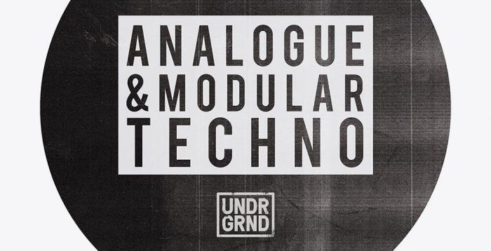 UNDRGRND Analogue Modular Techno