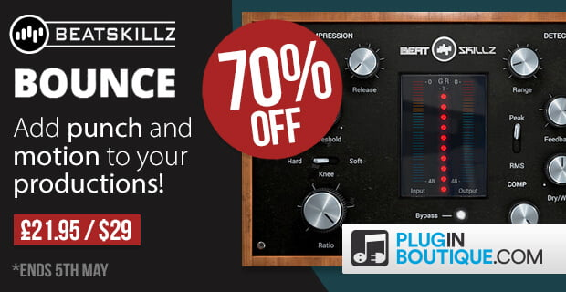 Beatskillz Bounce sale 70