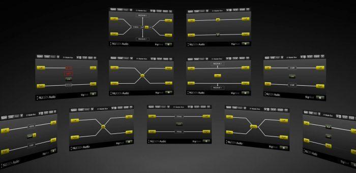 NUGEN Audio SigMod modules