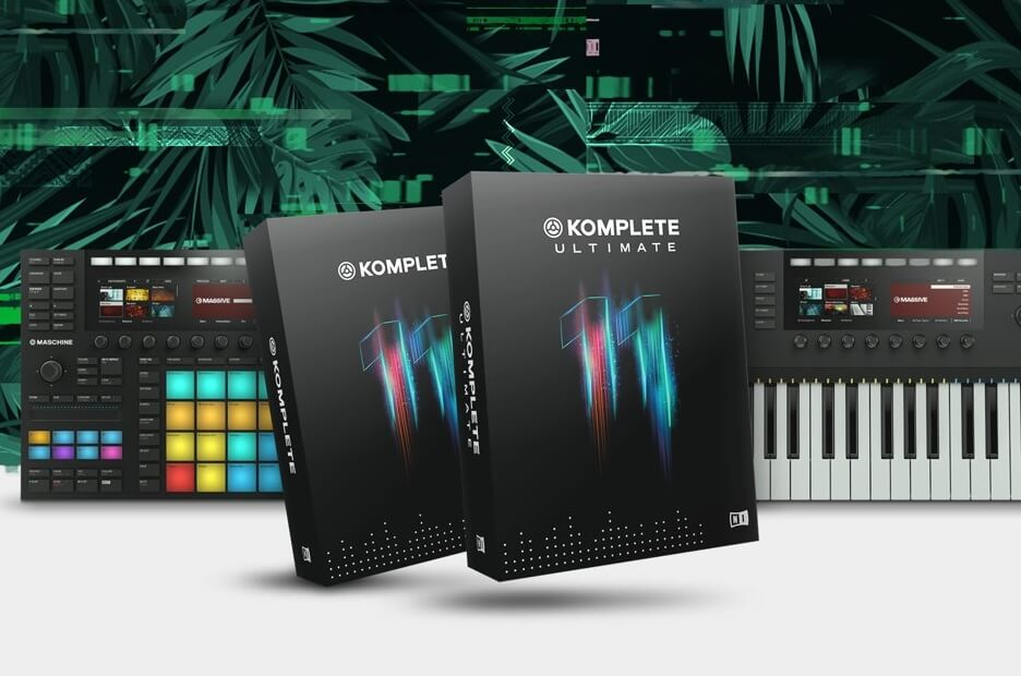 Komplete Vs Serum