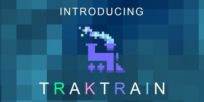 TrakTrain sample packs available from Splice Sounds