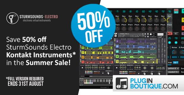 SturmSounds-Electro sale