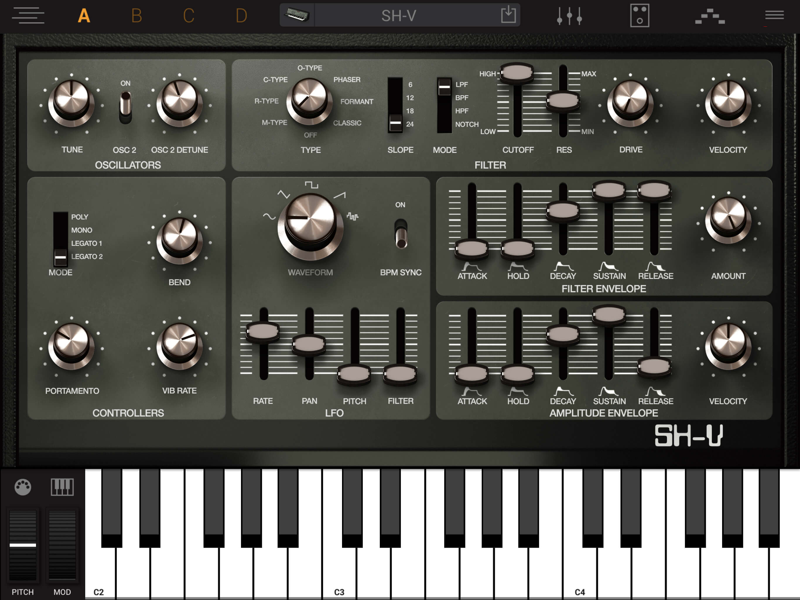 IK Multimedia adds new synths to iOS versions of Syntronik