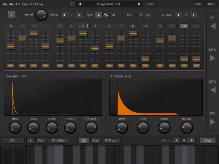 AudioKit Synth One 04