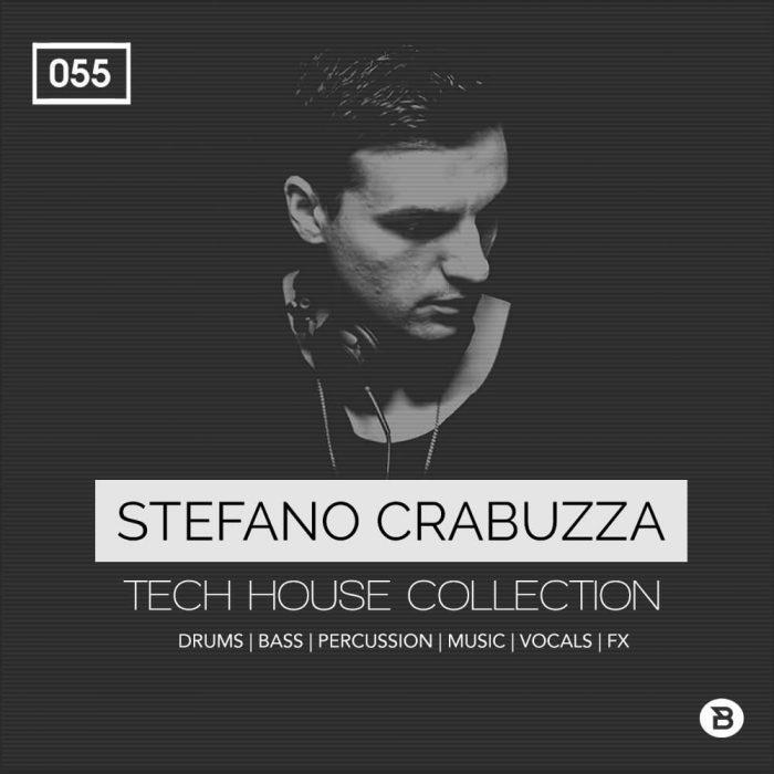 Bingoshakerz Stefano Crabuzza Tech House Collection