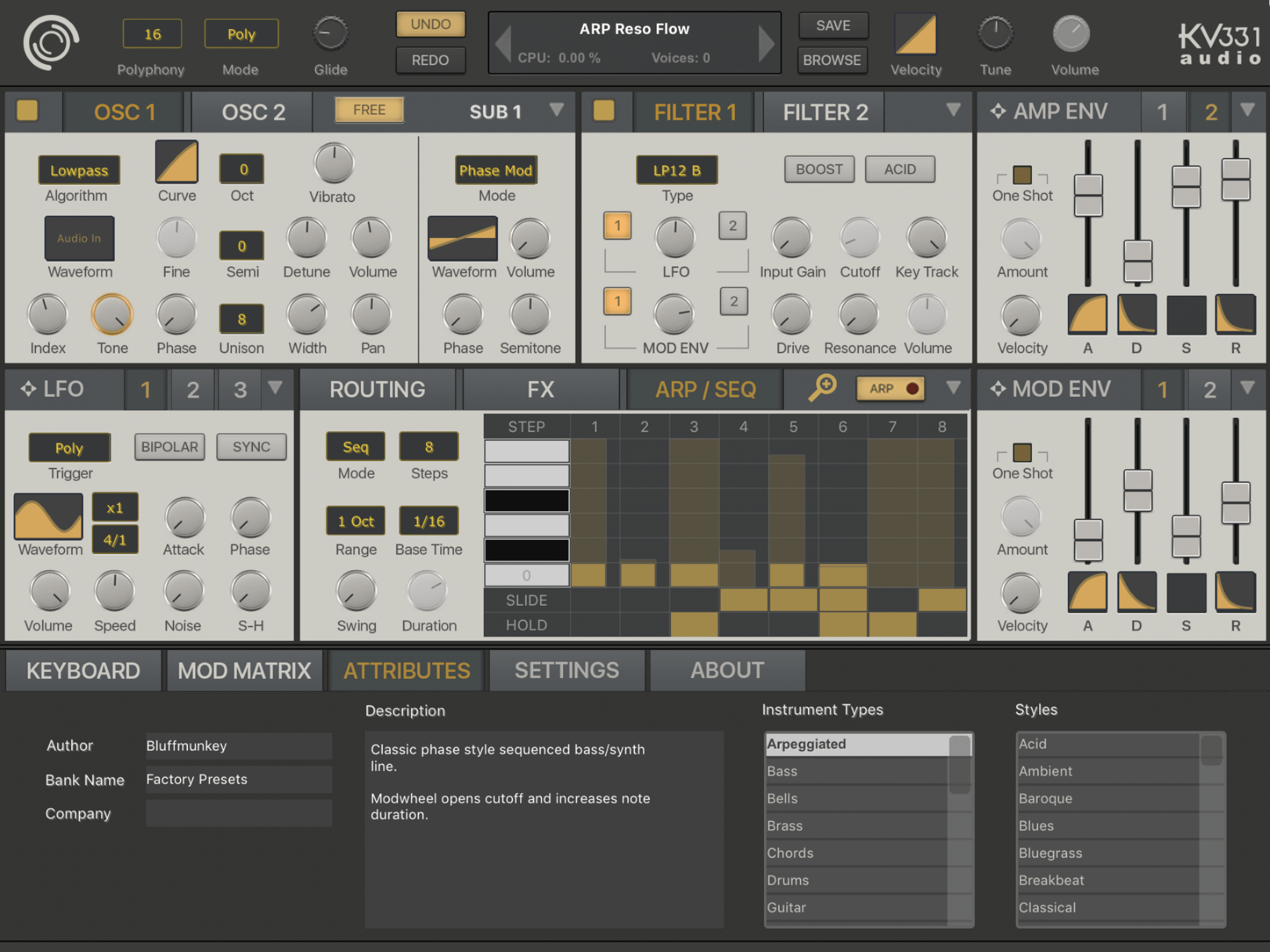 KV331 Audio releases SynthMaster One synth app for iOS