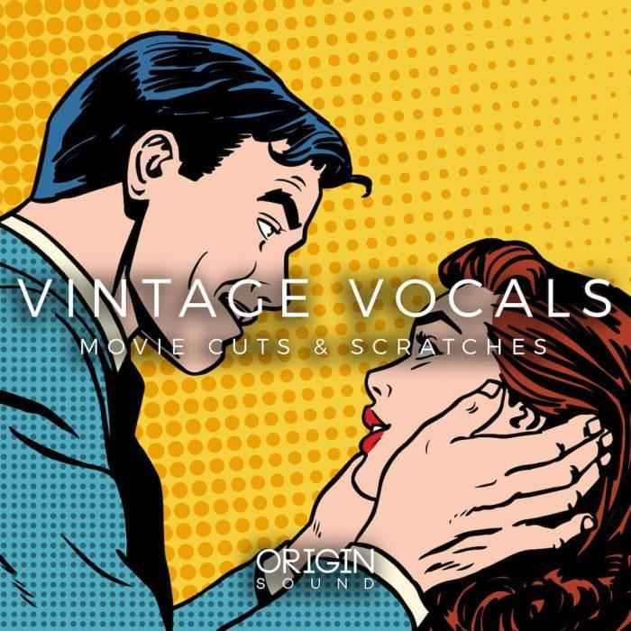 Vintage Vocals and Vinyl Era sample packs by Origin Sound