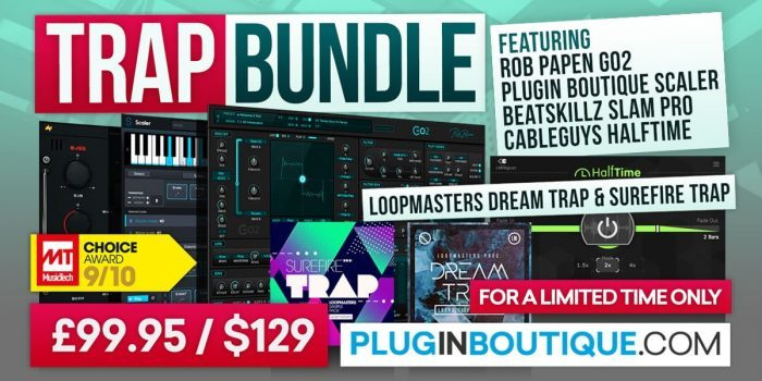 Plugin Boutique Trap Bundle