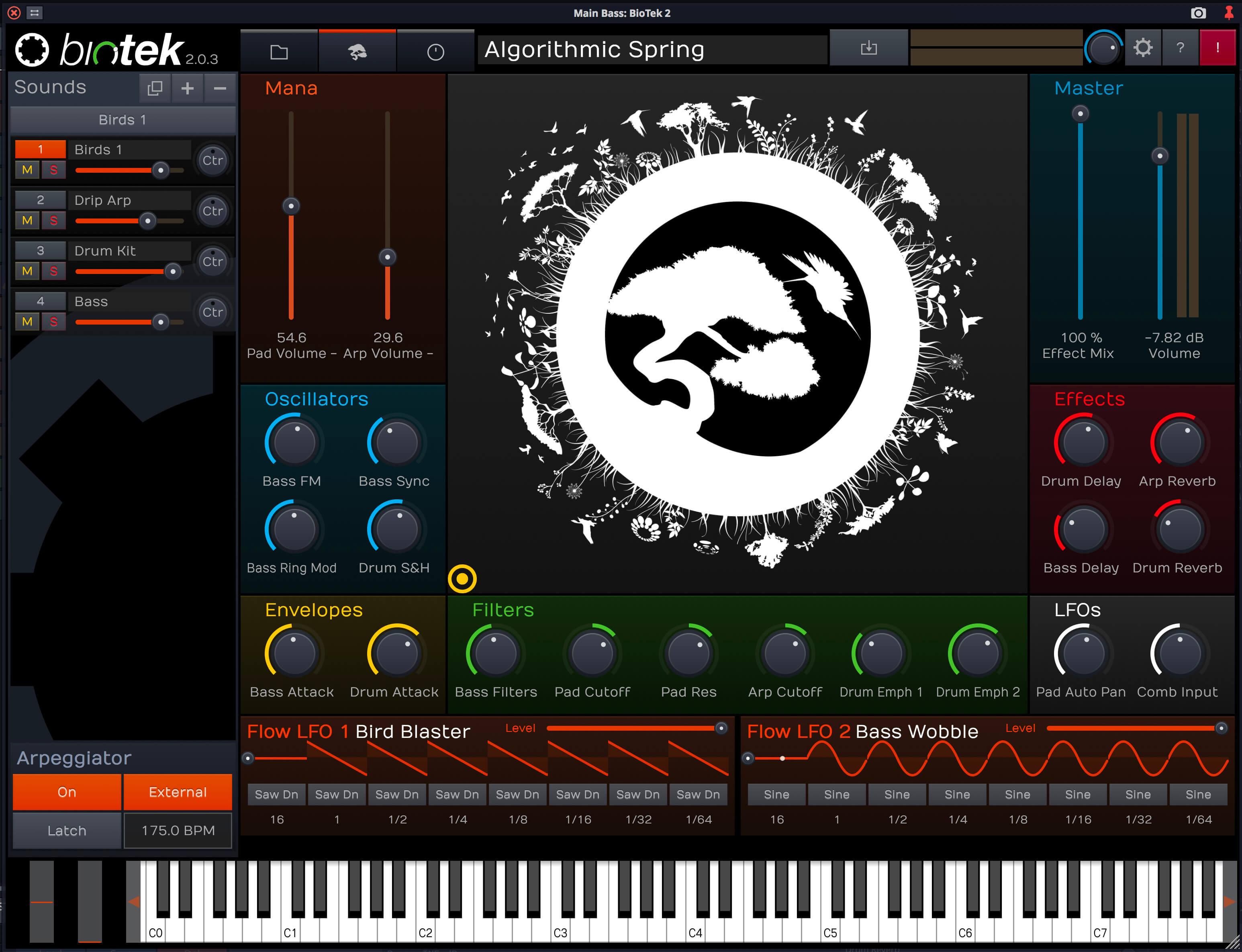 Tracktion releases Biotek 2 sampling and synthesis workstation