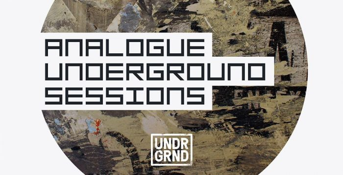 UNDRGRND Sounds Analogue Underground Sessions