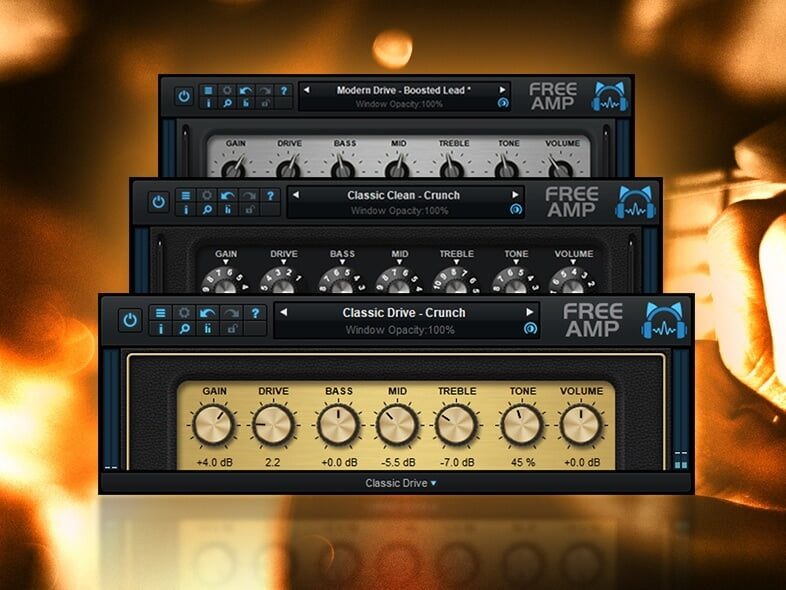blue cat audio releases free guitar amp effect plugin. Black Bedroom Furniture Sets. Home Design Ideas