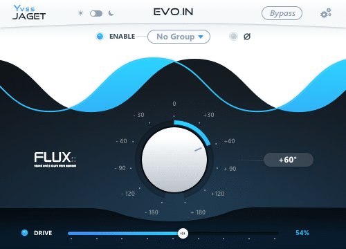 Flux releases EVO IN Phase & Drive effect plugin