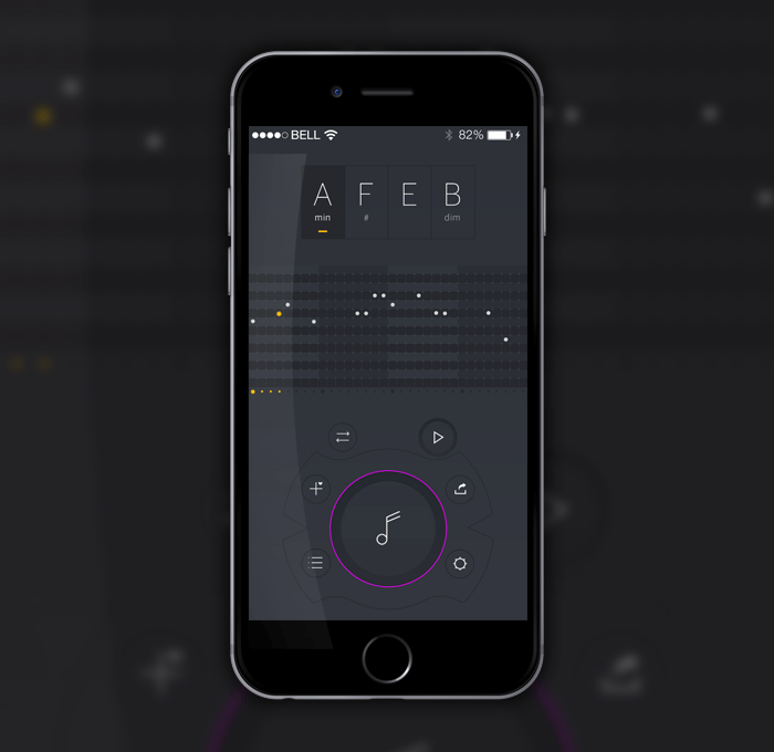 Fortamento Music Idea Generator for iOS updated to v1 2
