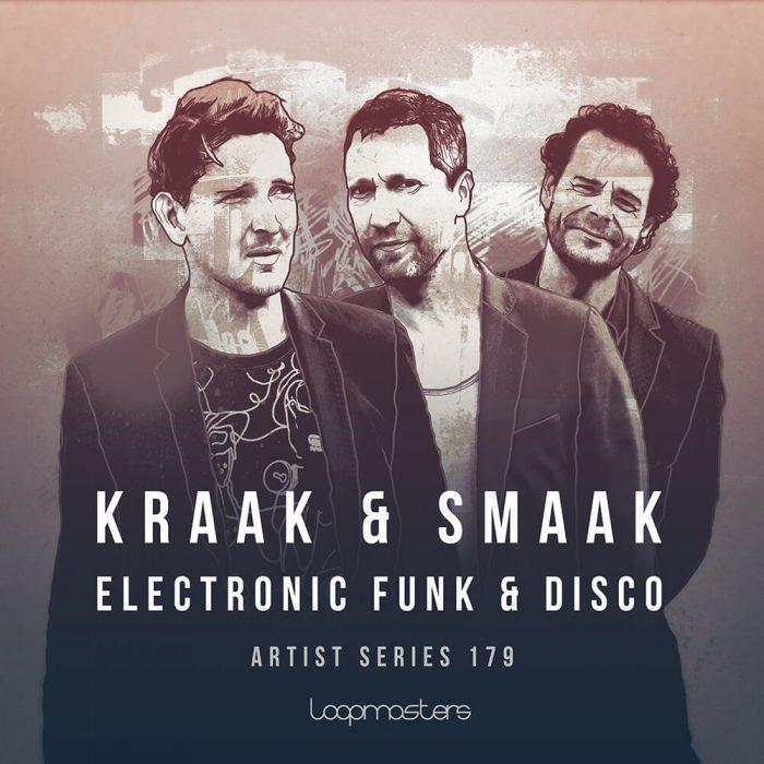 Loopmasters Kraak & Smaak Electronic Funk & Disco