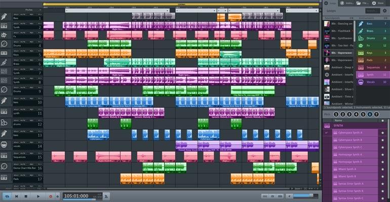 magix music maker loops download