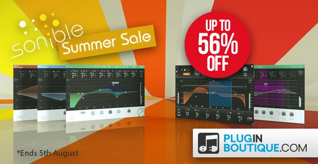 Sonible Summer Sale 56 OFF