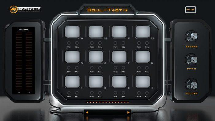 BeatSkillz Soul Tastic